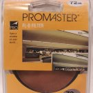 NEW! PROMASTER 72mm FL-D FILTER - ***FREE SHIPPING!*** Brand New Sealed Package!