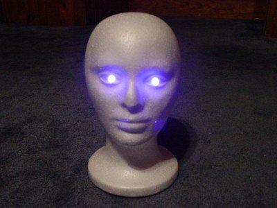 UV LEDs Spooky Halloween LED Eyes