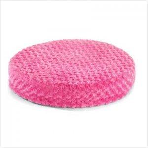 Pink Circle Bed