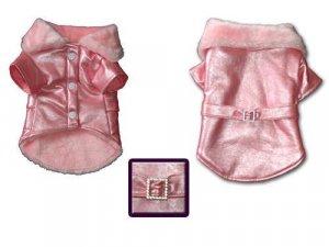 Pink Pooch Jacket