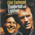 THUNDERBOLT AND LIGHTFOOT Clint Eastwood, Jeff Bridges R2 PAL