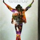MICHAEL JACKSON'S THIS IS IT Jackson DVD plus BOOKLET R0 PAL