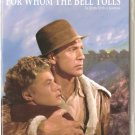 FOR WHOM THE BELL TOLLS GARY COOPER, INGRID BERGMAN R2 PAL