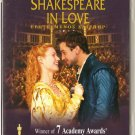 SHAKESPEARE IN LOVE JOSEPH FIENNES,GWYNETH PALTROW,RUSH R2 PAL