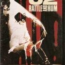 U2: RATTLE AND HUM U2 rare dvd R2 PAL R2 PAL