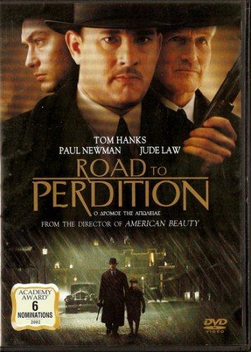 ROAD TO PERDITION Tom Hanks,Paul Newman,Jude Law R2 PAL R2 PAL