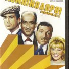 CARAMBOLAGES Jean-Claude Brialy, Louis de Funes FRENCH R0 PAL only French