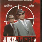 THE KILLERS Lee Marvin, Angie Dickinson,John Cassavetes R0 PAL