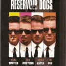 RESERVOIR DOGS HARVEY KEITEL,TIM ROTH,MADSEN, TARANTINO R2 PAL