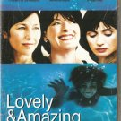 LOVELY & AMAZING Catherine Keener,Brenda Blethyn SEALED R2 PAL original