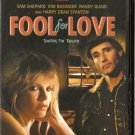 FOOL FOR LOVE   Sam Shepard, Kim Basinger   NEW R2 PAL R2 PAL original