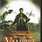 WAY OF THE VAMPIRE Rhett Giles, Paul Logan, Beckett NEW R2 PAL original