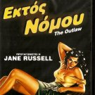 THE OUTLAW   JACK BUETEL, JANE RUSSELL, THOMAS MITCHELL R0 PAL original