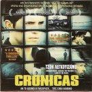 CRONICAS  JOHN LEGUIZAMO, LEONOR WATLING, ALFRED MOLINA R2 PAL