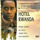 HOTEL RWANDA DON CHEADLE,OKONEDO,JOAQUIN PHOENIX, NOLTE R2 PAL