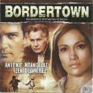BORDERTOWN Jennifer Lopez, Antonio Banderas, Maya Zapata, Martin Sheen R2 PAL