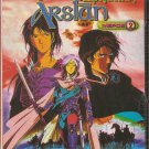 THE HEROIC LEGEND OF ARSLAN, PART 2   anime  SEALED DVD R0 PAL