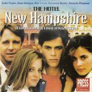 THE HOTEL NEW HAMPSHIRE JODIE FOSTER, B.BRIDGES, R.LOWE R2 PAL