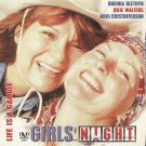 GIRLS' NIGHT Brenda Blethyn, Kris Kristofferson RARE R2 R2 PAL