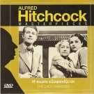 THE LADY VANISHES Alfred Hitchcock, Margaret Lockwood R2 PAL