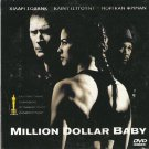 MILLION DOLLAR BABY CLINT EASTWOOD,SWANK,MORGAN FREEMAN R2 PAL