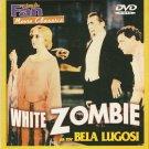 WHITE ZOMBIE Bela Lugosi, Madge Bellamy,Joseph Cawthorn R0 PAL