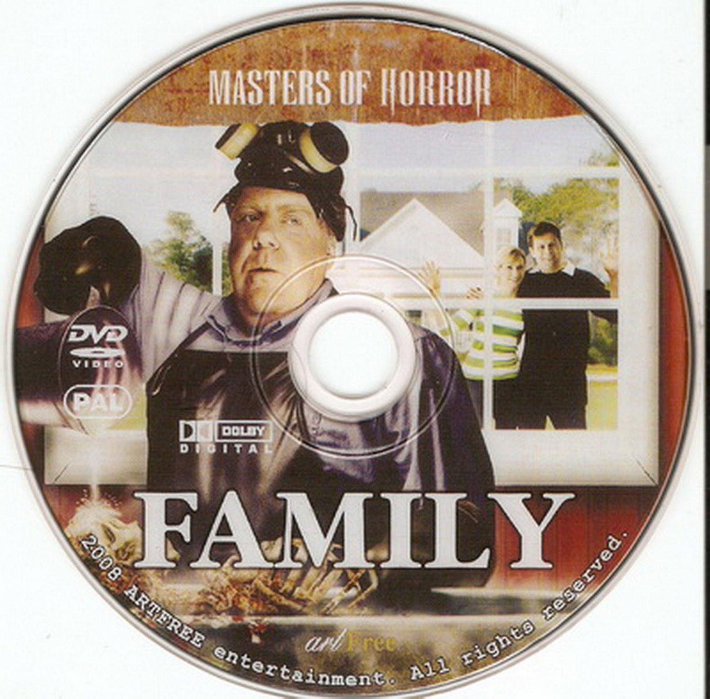 MASTERS OF HORROR: FAMILY Meredith Monroe, Matt Keeslar R0 PAL