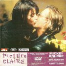 PICTURE CLAIRE Mickey Rourke GINA GERSHON R2 PAL