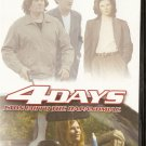 FOUR DAYS William Forsythe, Lolita Davidovich, Meaney R2 PAL