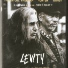 LEVITY Billy Bob Thornton,Morgan Freeman NEW SEALED DVD R2 PAL