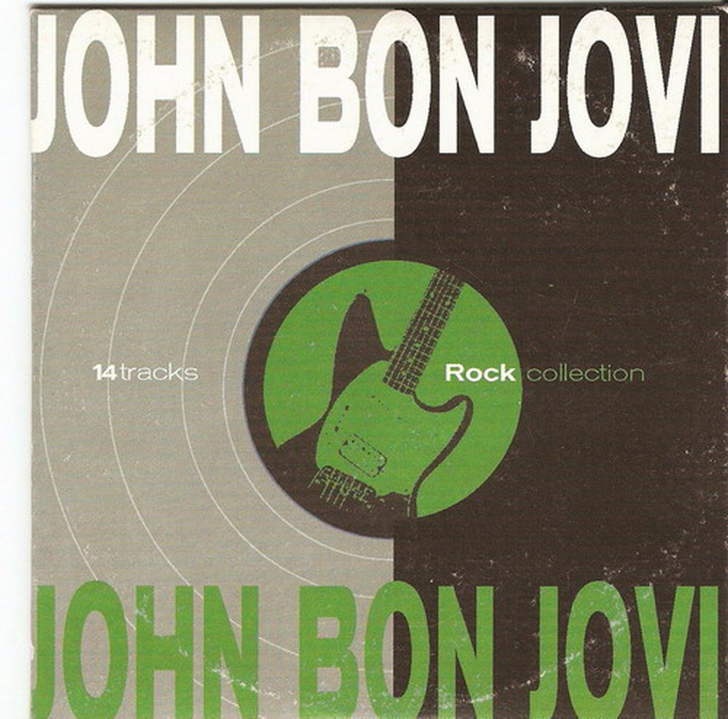 JOHN BON JOVI  14 tracks Collectible CD   JOHN BON JOVI