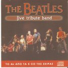 THE BEATLES - LIVE TRIBUTE BAND cd 4     4 Tracks