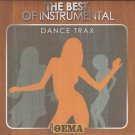 THE BEST OF INSTRUMENTAL  - 10 Tracks        DANCE TRAX