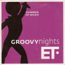 groovy nights VARIOUS 12 TRACKS