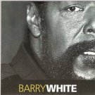 BARRY WHITE 8 tracks cd BARRY WHITE