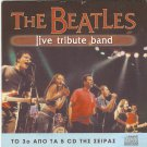THE BEATLES - LIVE TRIBUTE BAND cd 3     5 Tracks