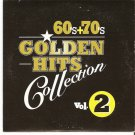 60's + 70's GOLDEN HITS collection 2  Various