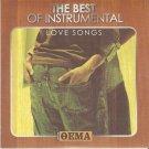 THE BEST OF INSTRUMENTAL 10 Tracks LOVE SONGS
