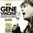 BE-BOP-A-LULA the ultimate collection 20tr GENE VINCENT