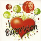 GREEK EUROVISION  CD 5 Tracks    PAPARIZOU GARBI SERTAB