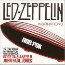 Inspirations JOHN PAUL JONES CD 15 Tracks  LED ZEPPELIN