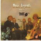 Music Legends Rock 6 Tracks    THE BYRDS    Bob Dylan