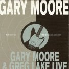 ROCK COLLECTION 12 Tracks GARRY MOORE & GREG LAKE LIVE