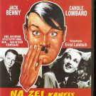 TO BE OR NOT TO BE Carole Lombard , Jack Benny Region 2 PAL dvd