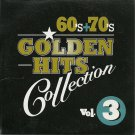 60's + 70's GOLDEN HITS collection 3 VARIOUS
