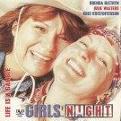 GIRLS' NIGHT Brenda Blethyn Julie Walters Kris Kristofferson R2 DVD