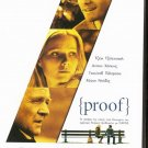 PROOF Gwyneth Paltrow Jake Gyllenhaal Hope Davis Anthony Hopkins R2 DVD