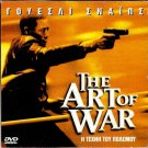 THE ART OF WAR Wesley Snipes Anne Archer Maury Chaykin Donald Sutherland R2 DVD