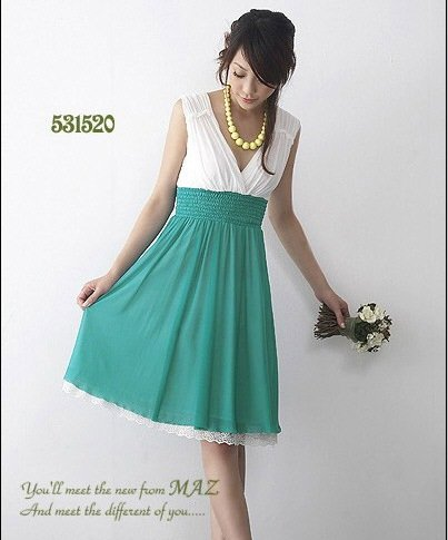 D0045 - Chiffon Dress