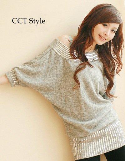 B0085 - Knitted Woolen Blouse